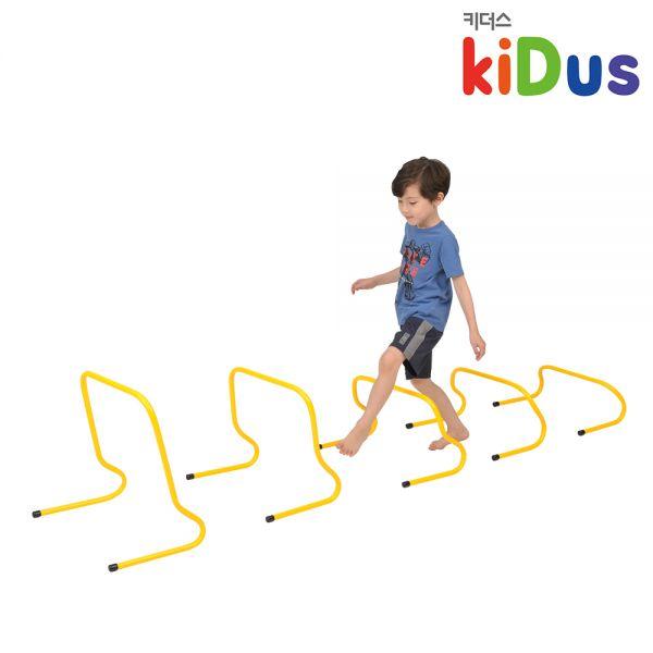 [키더스] 미니허들 유아체육 달리기 육상 릴레이 점프