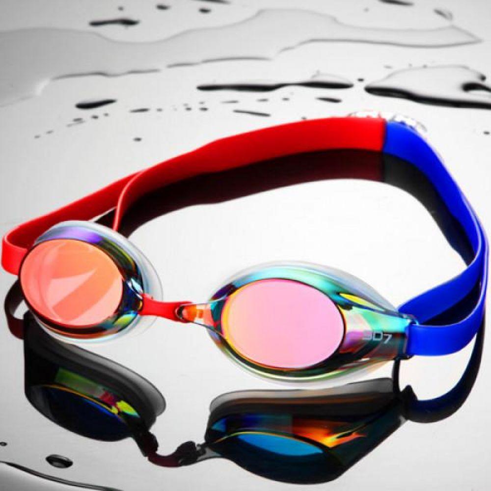 SGL-7600_GDRDBL SD7 선수용 컬러믹스 수경 수영용품 물안경 남자수경 여자수경 성인물안경