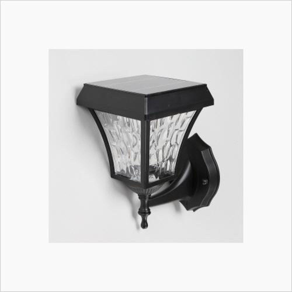 인테리어 조명기구 태양광 벽등 블랙 철물용품 인테리어조명 벽등 직부등 센서등 조명 전구 램프 백열등기구