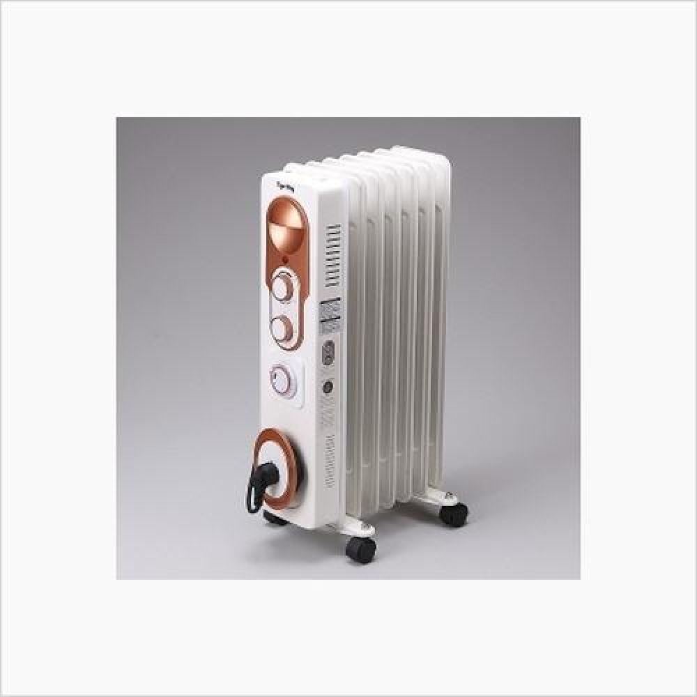 7핀 이동식 전기 라디에이터 70T 컨벡션히터 방한용품 히터 전기스토브 라디에이터 벽걸이히터 컨벡션히터