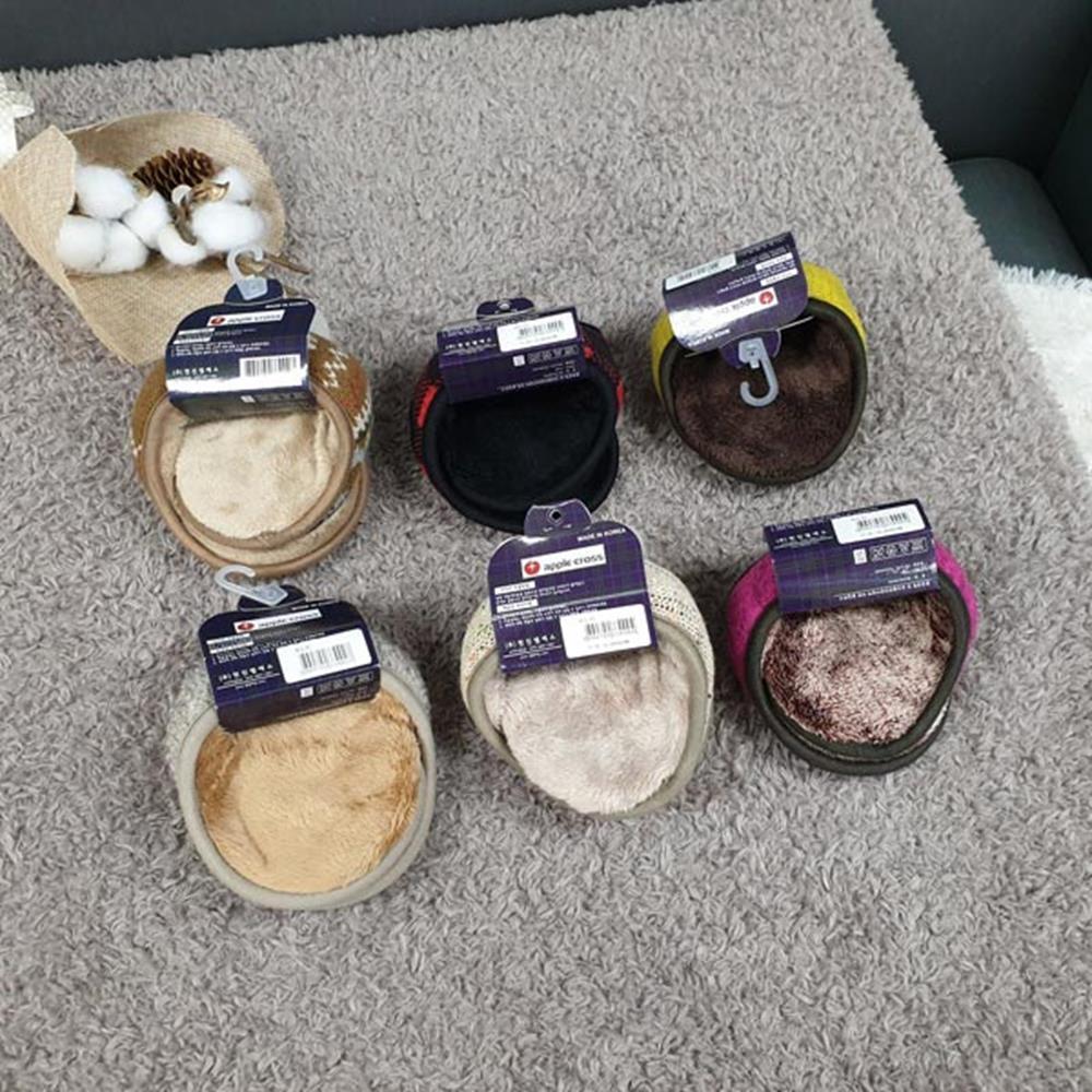 귀도리 색상랜덤 귀마개 생황용품 귀덮개 털귀마개 방한용품 귀마개 귀도리 방한귀마개 털귀마개