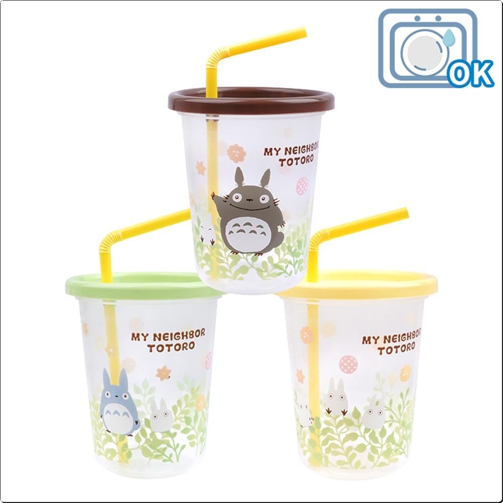 토토로 플렌츠 스트로텀블러 3P세트 320ml (458507) 캐릭터 캐릭터상품 생활잡화 잡화 유아용품