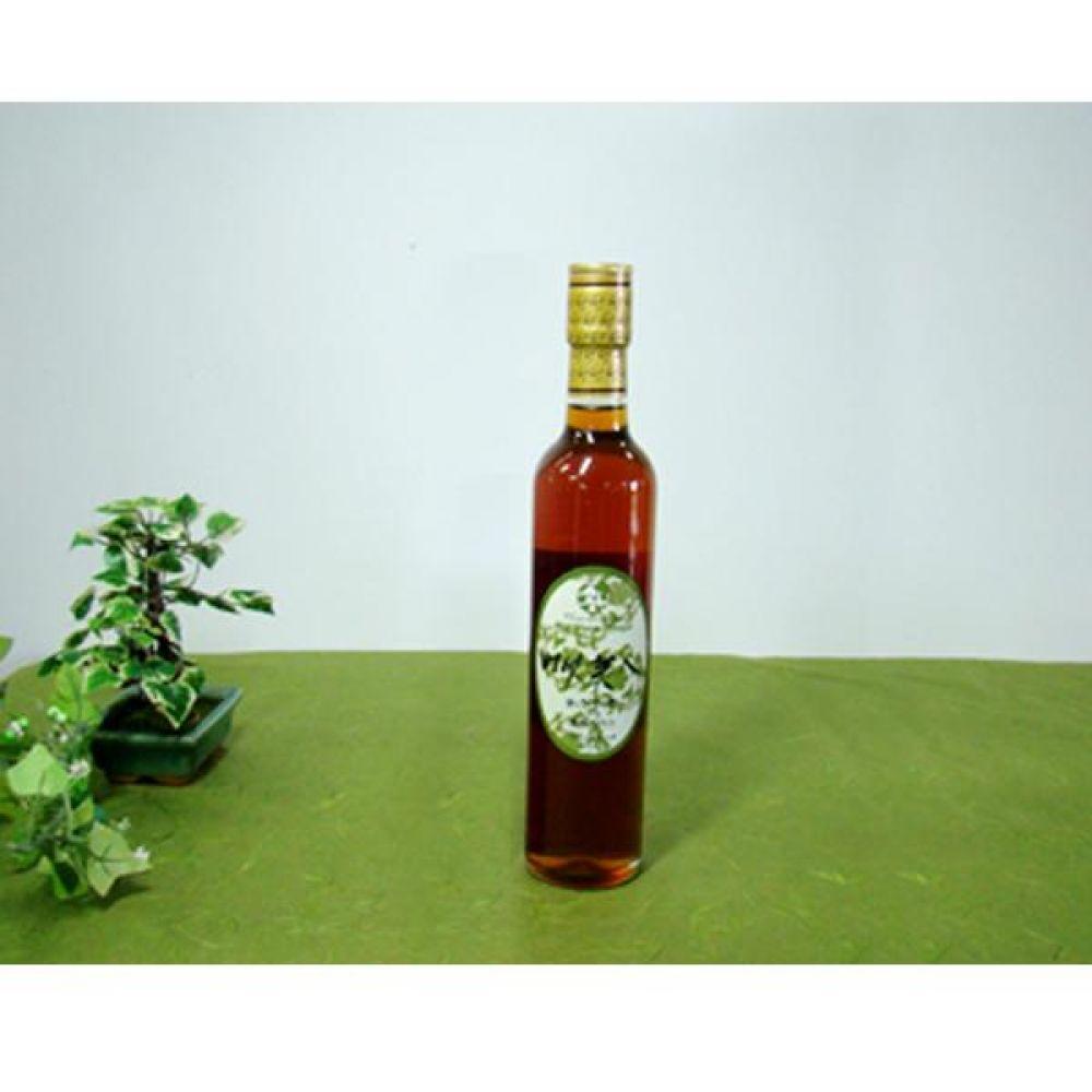 류충현 버섯미인 360ml 원료의 맛과 향이 살이있는 고급 음용 식초 건강 식품 버섯 선물 식초