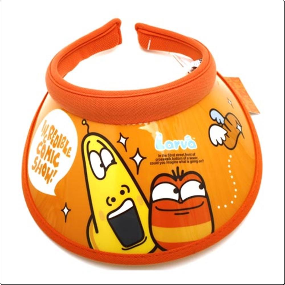 라바썬캡(오렌지) 캐릭터 캐릭터상품 생활잡화 잡화 유아용품