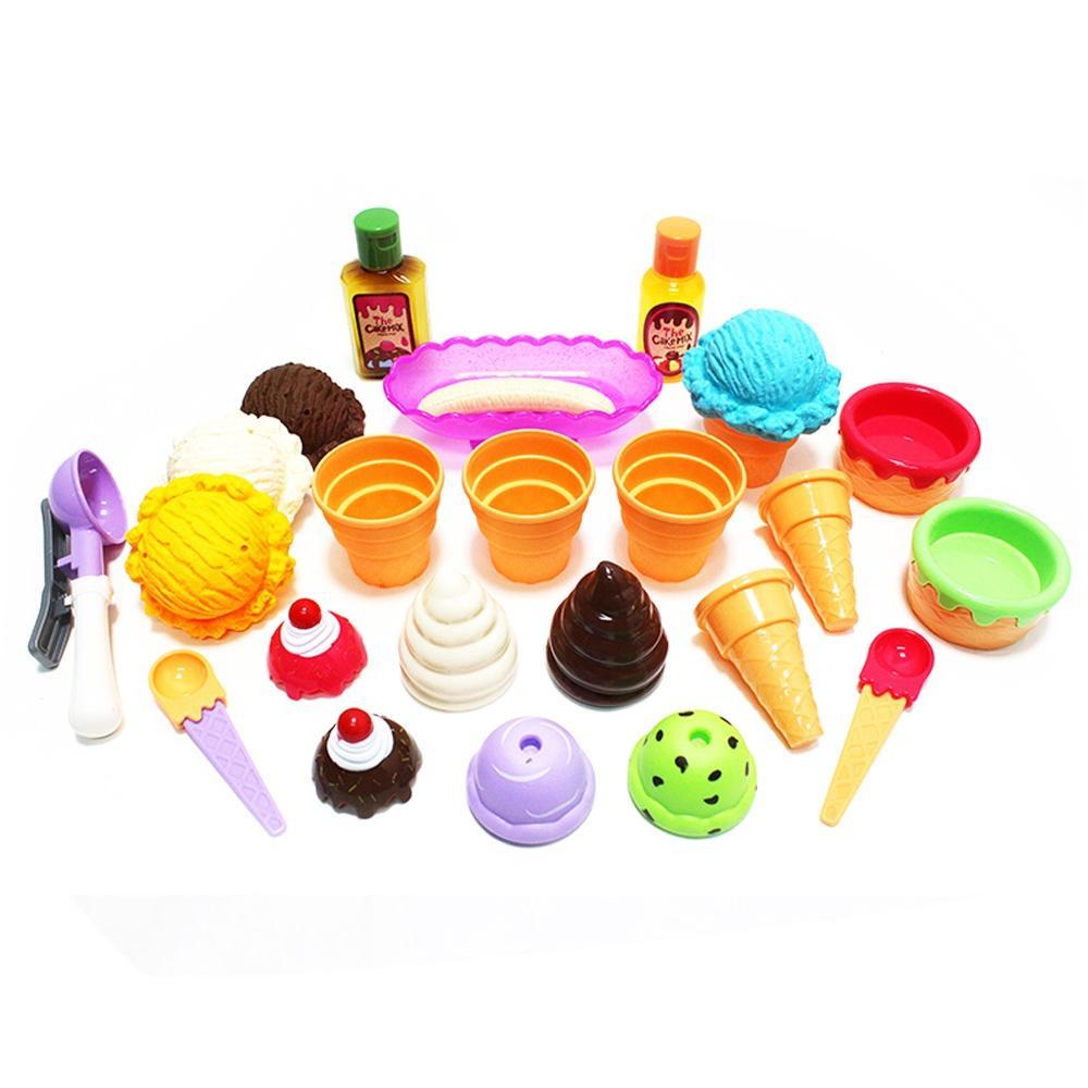 골라먹는아이스크림 아이 유아 놀이 완구 스윗트릿 유아원 장난감 2살장난감 3살장난감 4살장난감