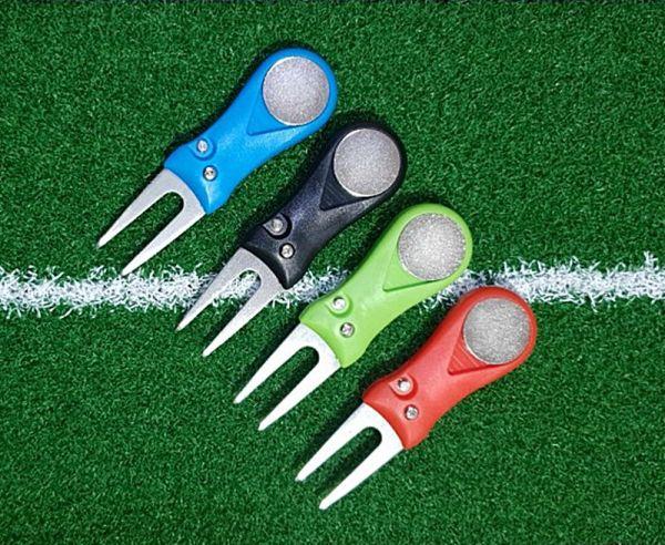 골프용품 잔디보수기 4P 색상랜덤