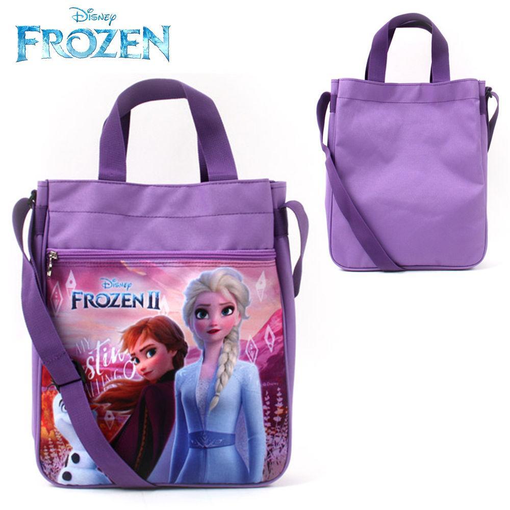 휴드 겨울왕국2 프로즌 시스터 끈 보조가방 보조가방 신주머니 실내화 가방 주머니