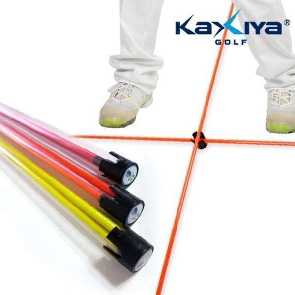 골프 스윙연습기 크로스 얼라이먼트 투어스틱 색상랜덤 골프연습임팩트 바람개비스윙연습기 스윙트레이너 자세도움 비거리향상