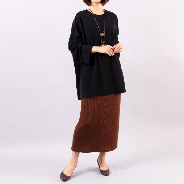 미시옷 3696_3778 박시 니트 치마 세트 SET 빅사이즈 여성의류 빅사이즈 여성의류 미시옷 임부복 여리핏니트치마세트