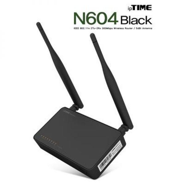 N604 Black 11n 유무선IP공유기 컴퓨터용품 컴퓨터주변기기 공유기 유무선공유기 와이파이