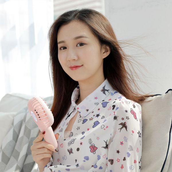 큐디스 휴대용 미니 선풍기 HF810 핸디형