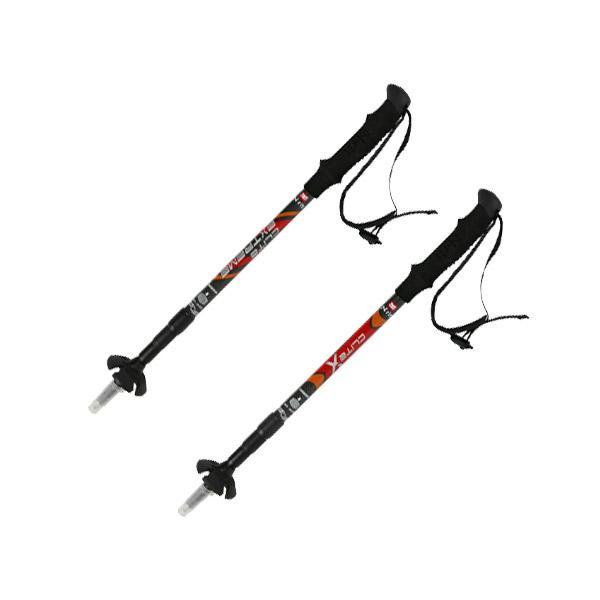 엔릿 카본 4단 스틱 등산스틱 등산용품 캠핑용품 등산장비 지팡이