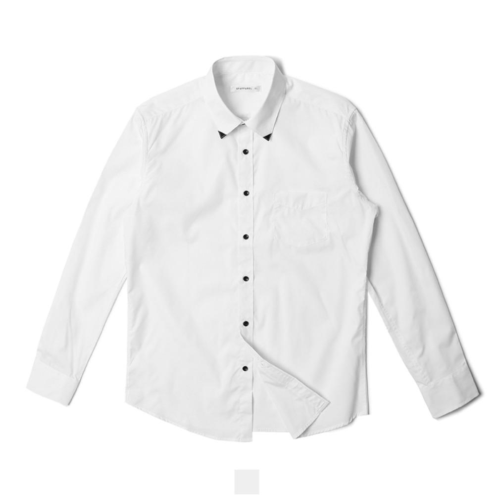 카라 블랙 포인트 남자셔츠 남자와이셔츠 와이셔츠 남자셔츠 옥스포드셔츠 남성셔츠 남자정장셔츠 정장와이셔츠 빅사이즈셔츠 화이트셔츠 블랙셔츠