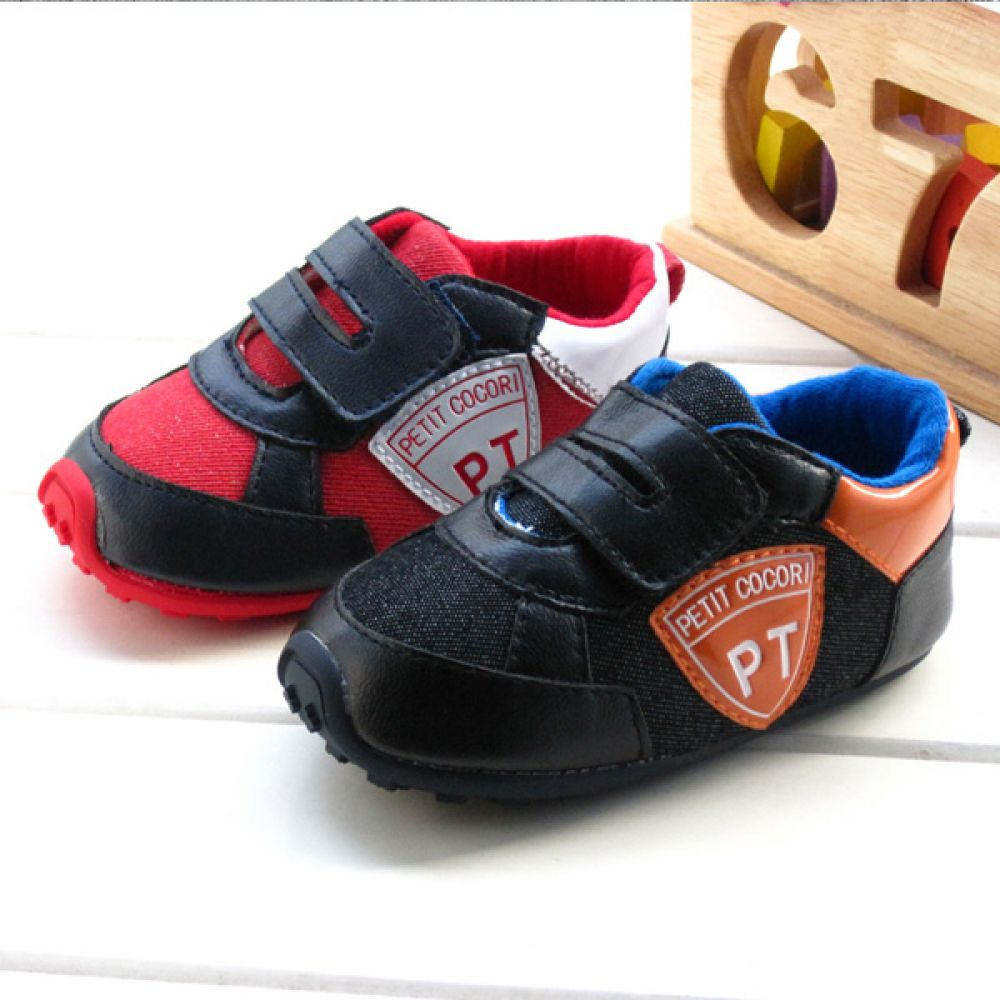 PT 밸크로 유아신발(130-145mm) 202591 아기신발 유아신발 돌신발 아동화 베이비신발 삑삑이신발 보행기신발 엠케이 조이멀티 슬립온 신생아신발