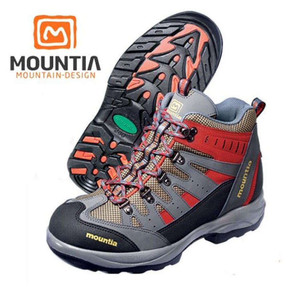 마운티아 MT-62 (6in) 보통작업용 중단화 안전화 안전화 MOUNTIA 마운티아 가죽안전화 지퍼안전화 지퍼타입 통기구 통풍구 작업화 현장화