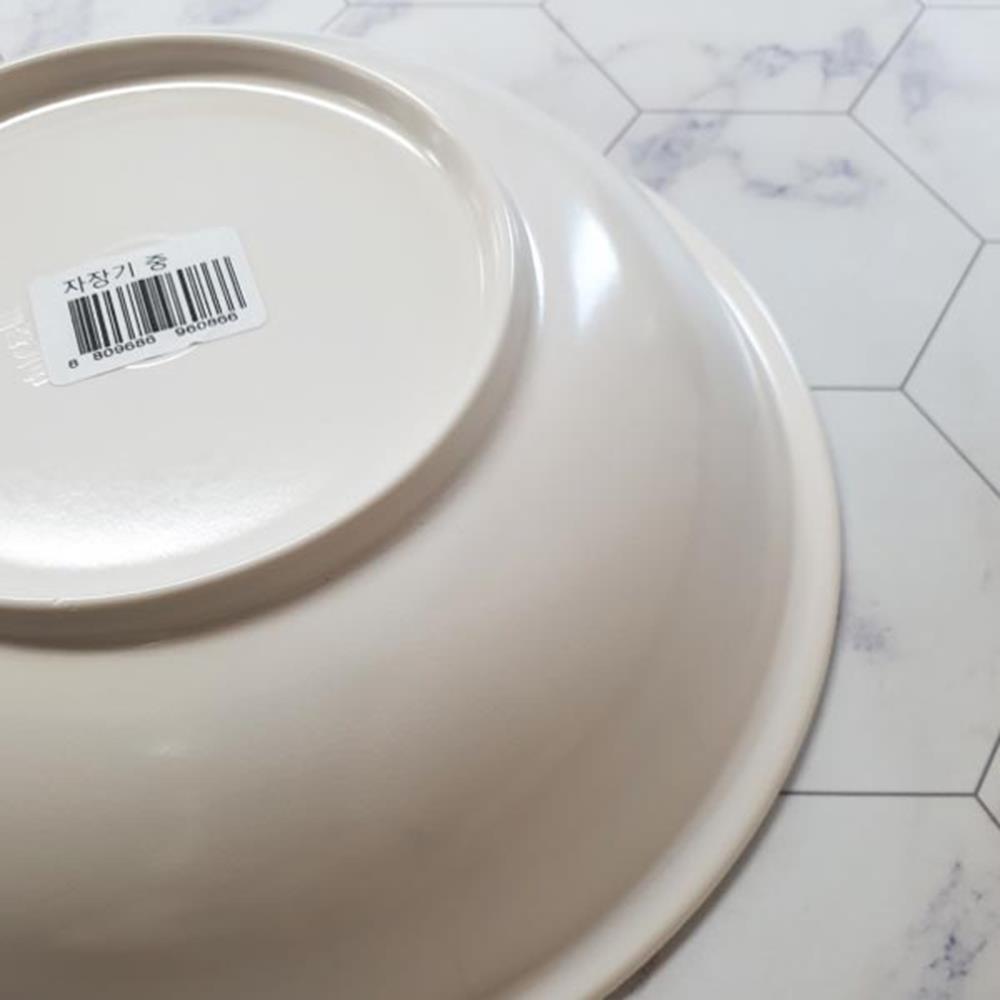 자장기-중 국수그릇 면그릇 소면기 라면그릇 면기 식기 그릇 일본면기 면기 국수그릇