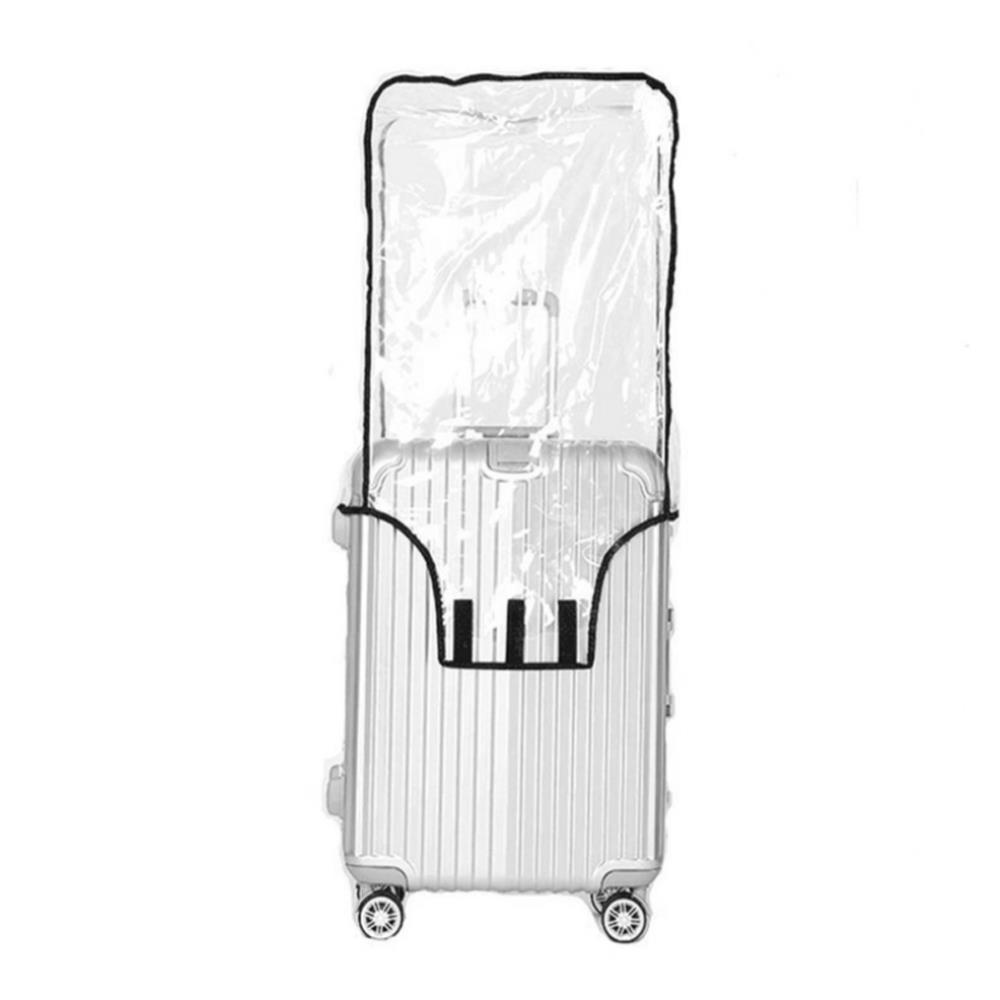 캐리어커버 투명 방수 20형 캐리어보호덮개 여행용품 여행가방보호커버 캐리어항공커버 캐리어커버 캐리어보호덮개 캐리어보호커버