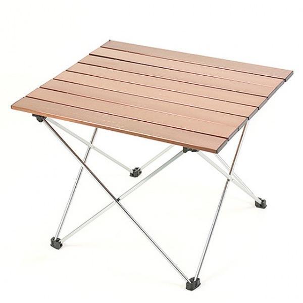 몽동닷컴 알루미늄 롤 테이블 8단 커피 테이블 접이식테이블 캠핑테이블 야외테이블 휴대용테이블