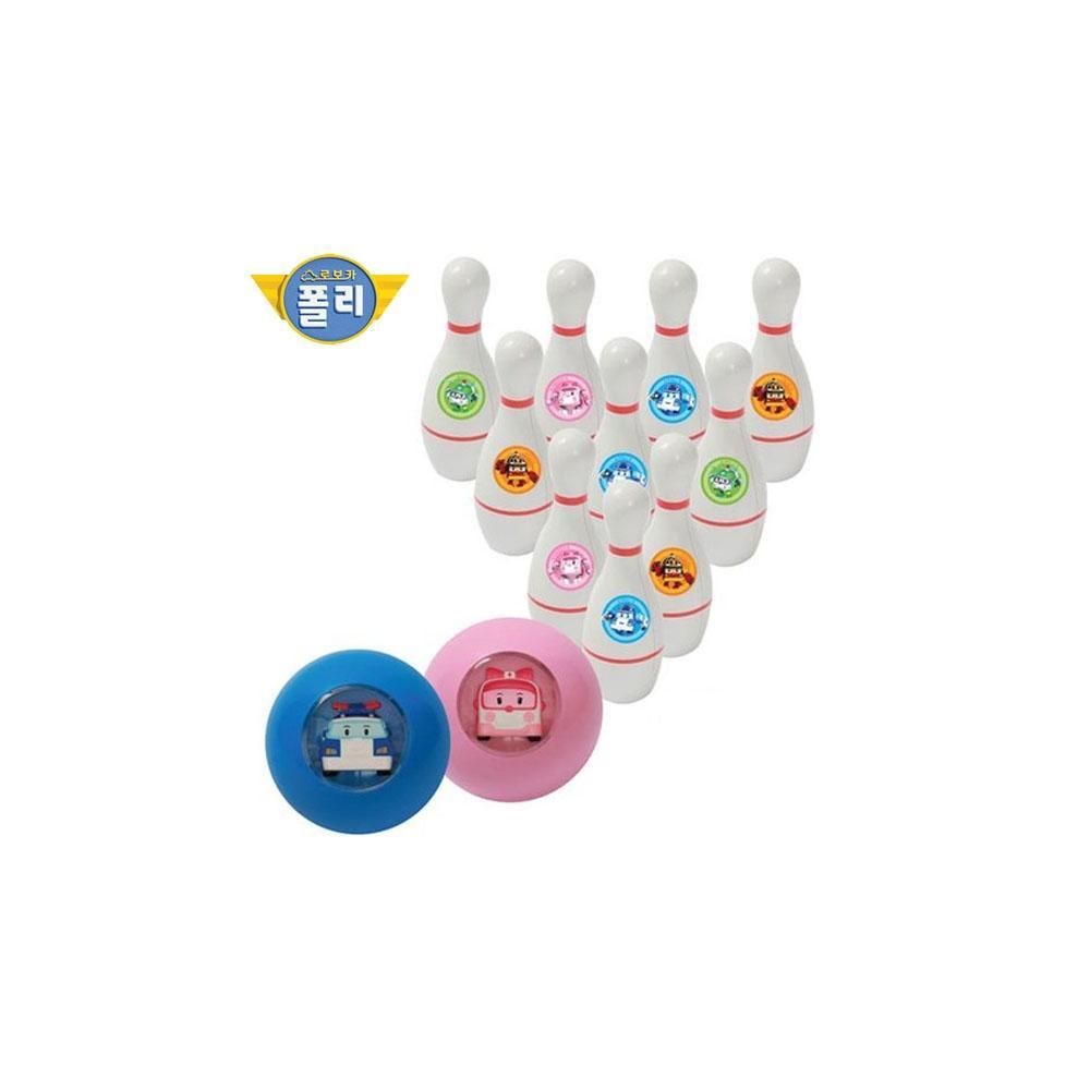 선물 유아 장난감 폴리 볼링 세트 소 어린이날 조카 초등학교 장난감 5살장난감 3살장난감 4살장난감