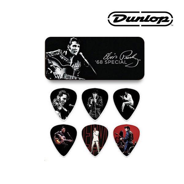 02 Elvis Presley 엘비스 피크 PICK 기타피크 통기타피크 우쿨렐레피크 일렉기타피크 핑거피크 엄지피크 썸피크 물방울피크 기타용품 던롭피크