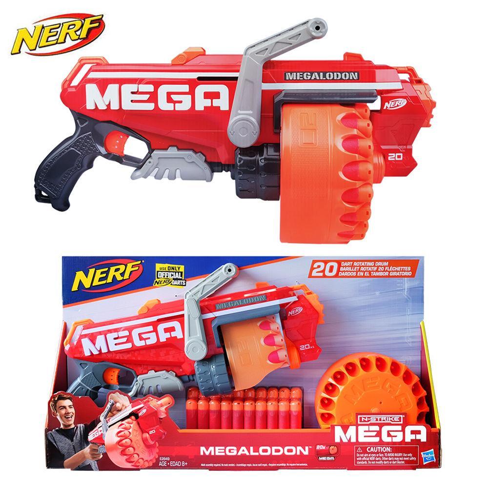너프 메가 메가로돈 (E2849) 장난감총 다트총 작동완구 총장난감 장난감