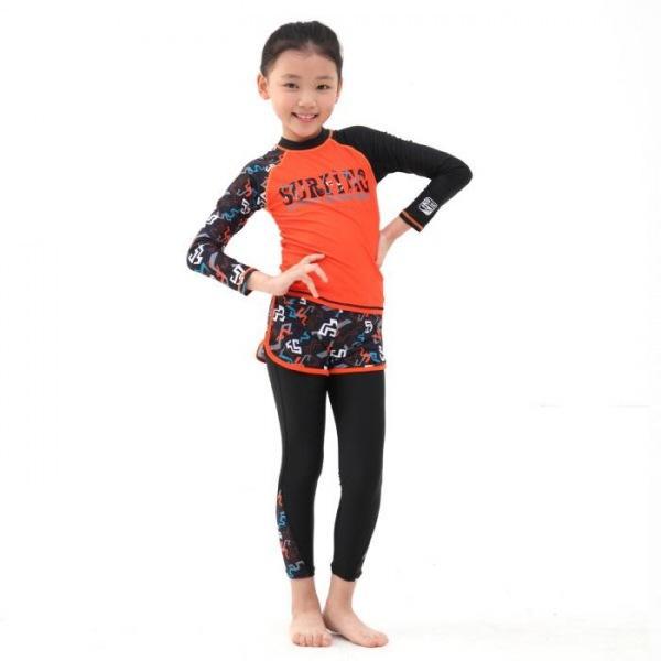 쿠기 여아수영복 KG J577 수영복 아동 아동수영복 물놀이 물놀이용품