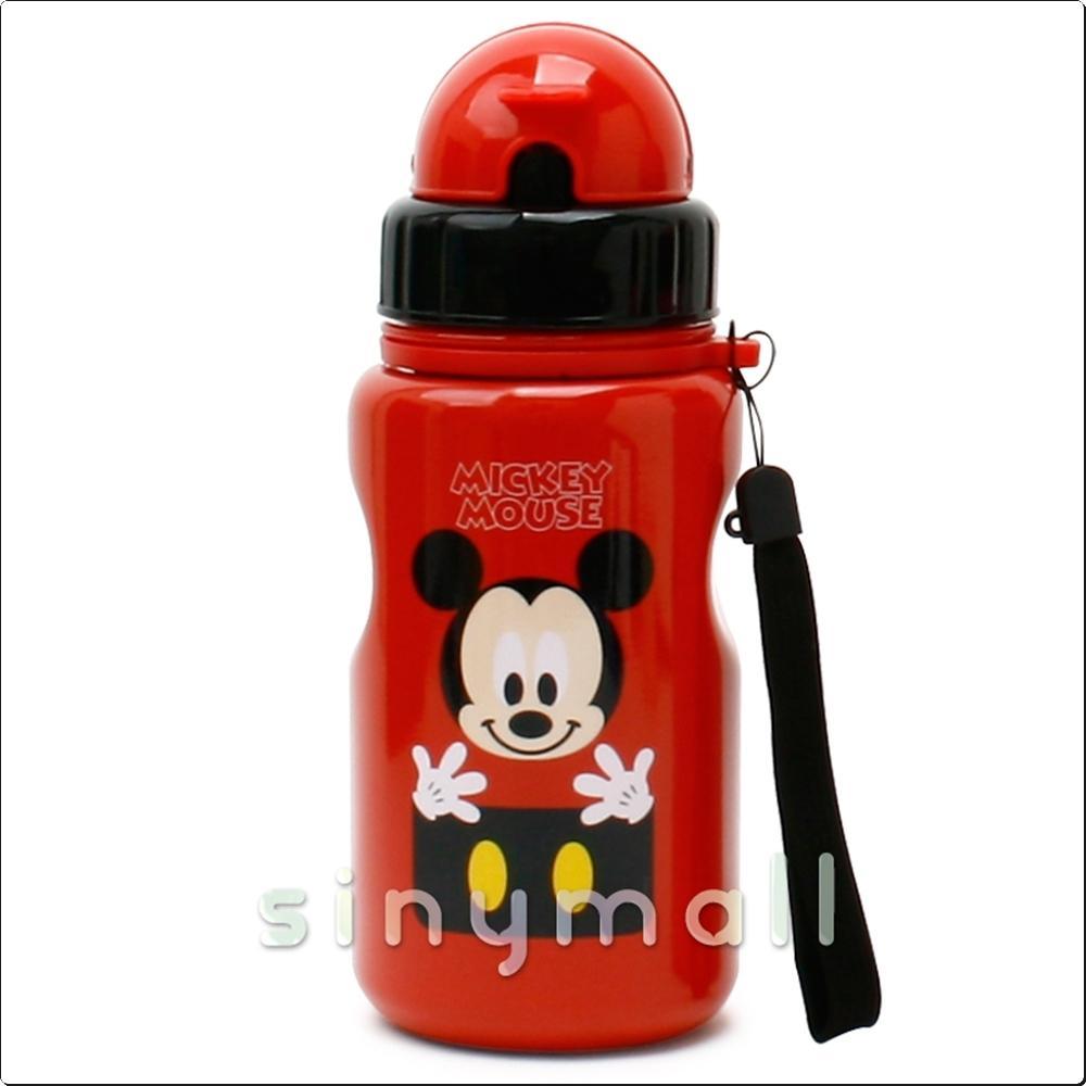 미키마우스 스텐빨대물통 400ml(미키마우스)(052522) 캐릭터 캐릭터상품 생활잡화 잡화 유아용품