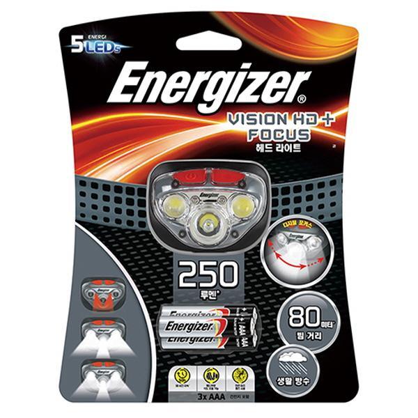에너자이저 5LED 헤드랜턴 생활잡화 랜턴 전기용품 사무용품 헤드라이터