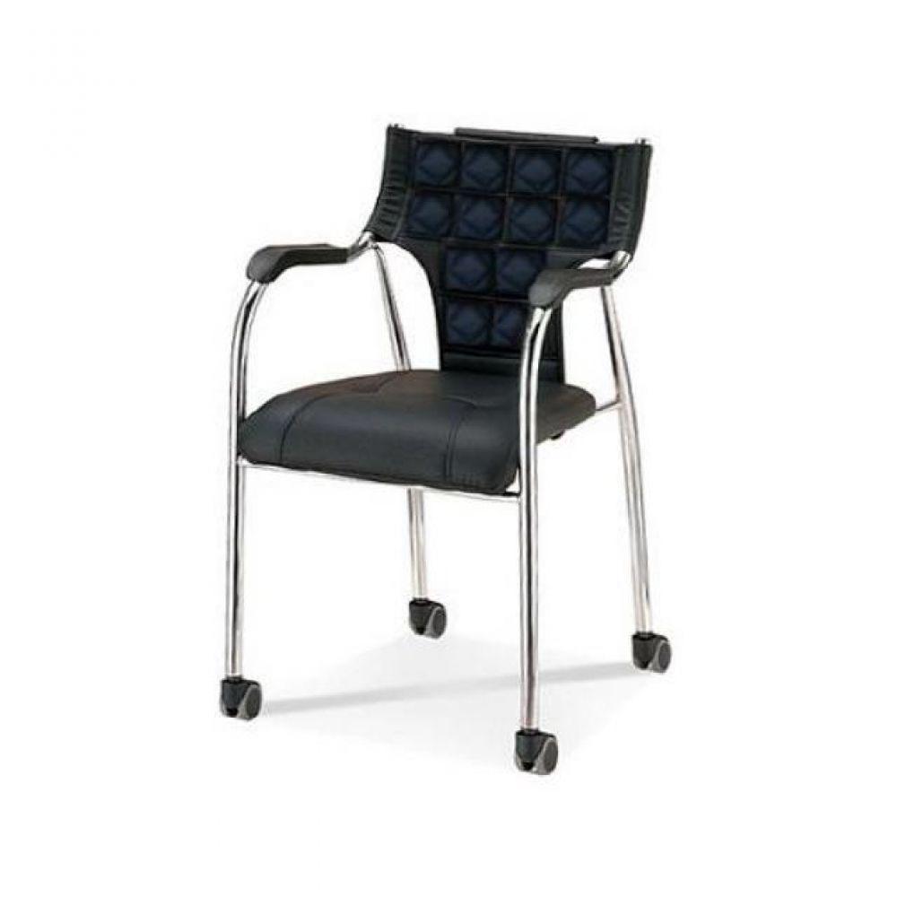 회의용 바퀴의자 클래식(올인조가죽) 블랙 사무실의자 컴퓨터의자 공부의자 책상의자 학생의자 등받이의자 바퀴의자 중역의자 사무의자 사무용의자