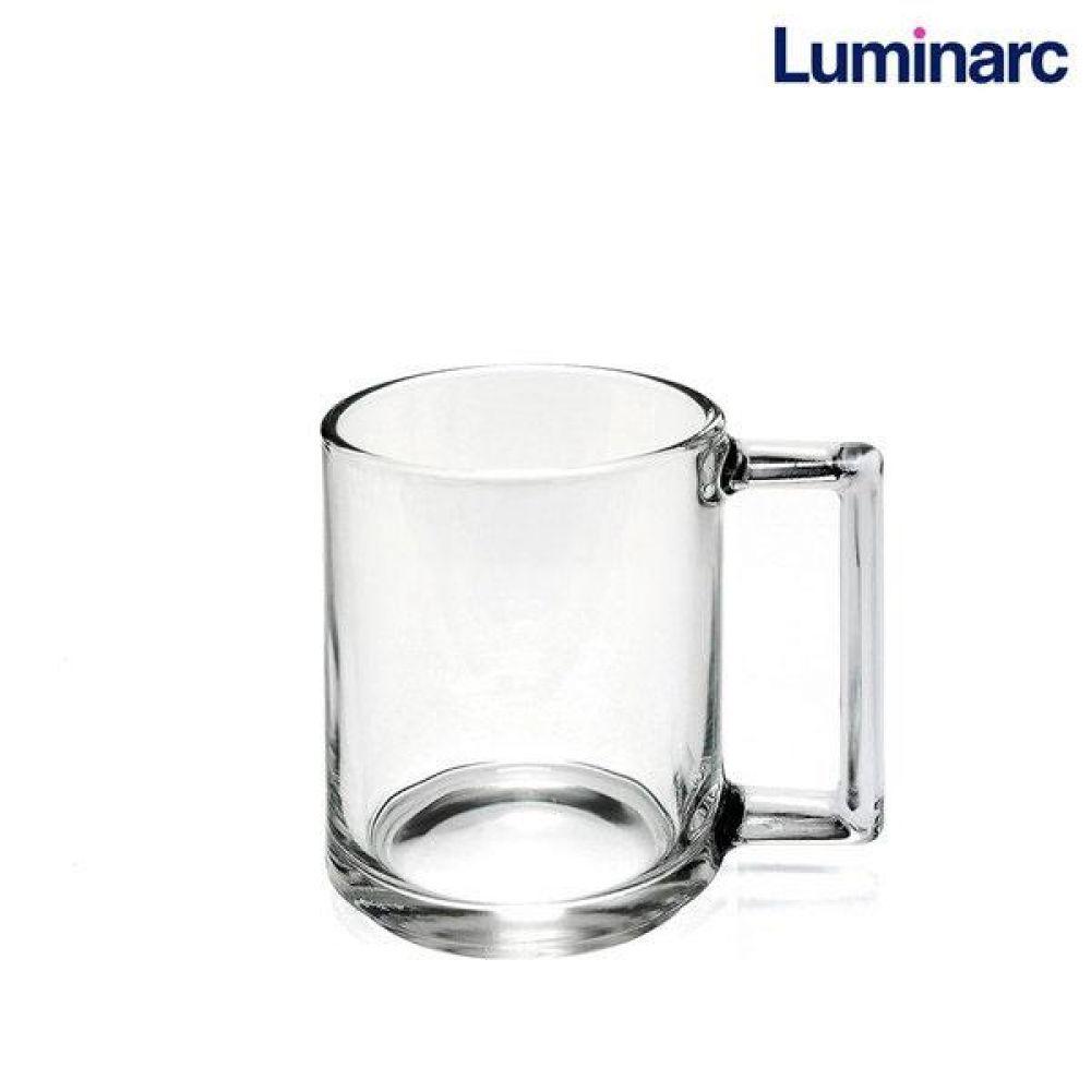 루미낙 내열강화머그 250ml (L3566) 1p 머그컵 유리컵 도자기컵 머그 내열강화 컵