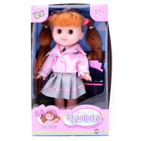 키즈원토이 큐티뽀뽀 학교에가요(00116) 장난감 완구 토이 남아 여아 유아 선물 어린이집 유치원