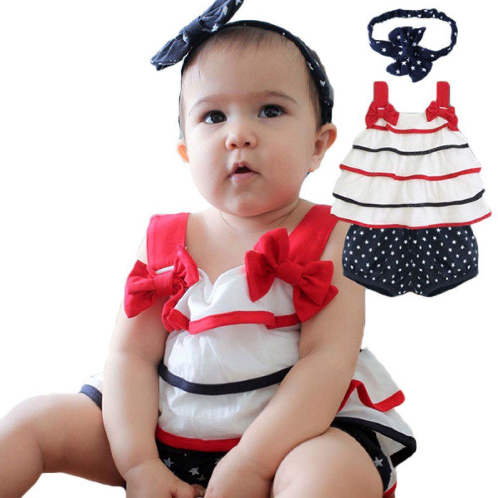 캉캉 상의와 별 숏팬츠와 머리띠(0-18개월)800089 아기외출복 백일아기옷 아기룸퍼 6개월아기옷 아기룸퍼 돌아기옷 신생아외출복 베이비롬퍼
