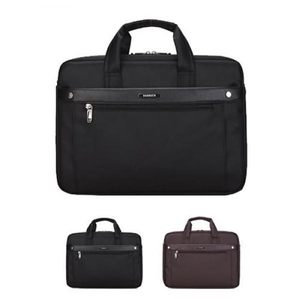B2296 노트북가방 서류가방 포직소재 40x29 쌈지 서류가방 노트북가방 포직가방 크로스백 가방 서류용가방 가죽가방 비지니스가방 고급가방
