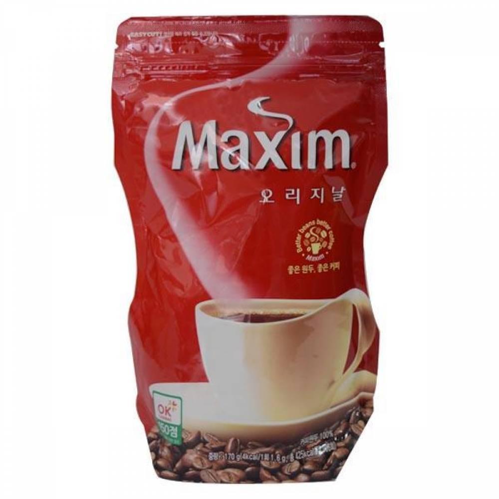 맥심 오리지널 170g 커피 커피믹스 동서식품 맥심 가공식품