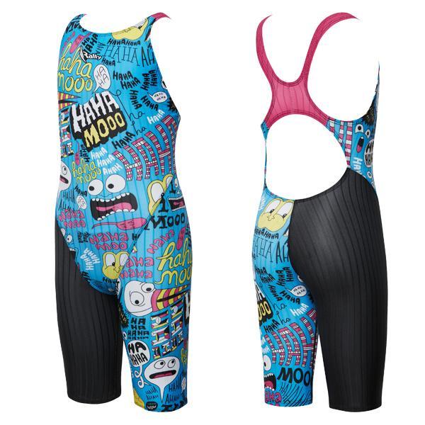 KSGH_479 BLU랠리 여자 아동 반전신 수영용품 아동수영복 어린이수영복 수중운동용품 실내수영복