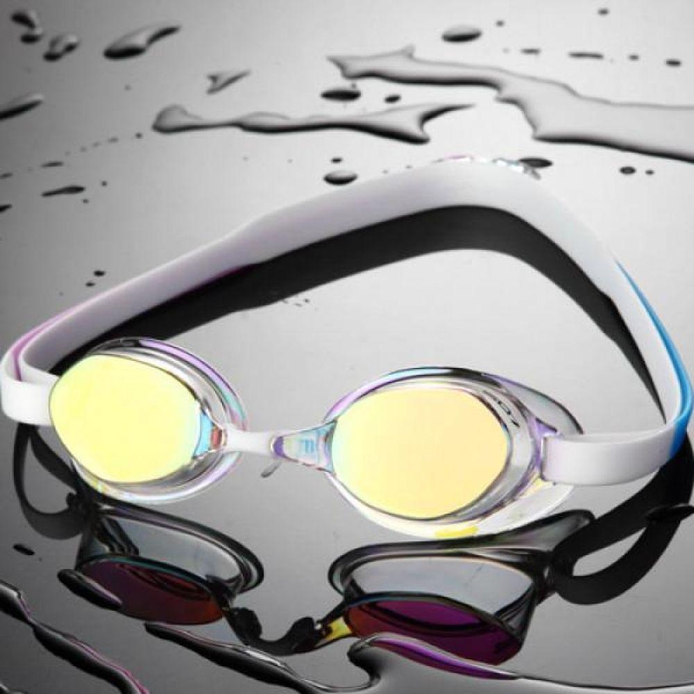 SGL-8200S-CLWH SD7 선수용 노패킹 컬러믹스 수경 수영용품 물안경 남자수경 여자수경 성인물안경