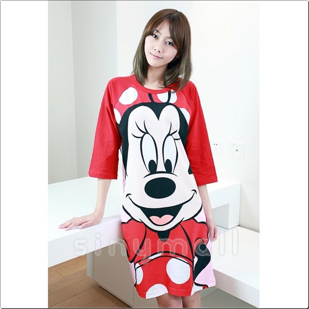 디즈니 미니 7부소매 원피스(DQM-1001) 캐릭터 캐릭터상품 생활잡화 잡화 유아용품