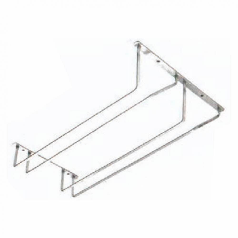 UP)스텐 와인잔걸이-2줄 생활용품 철물 철물잡화 철물용품 생활잡화