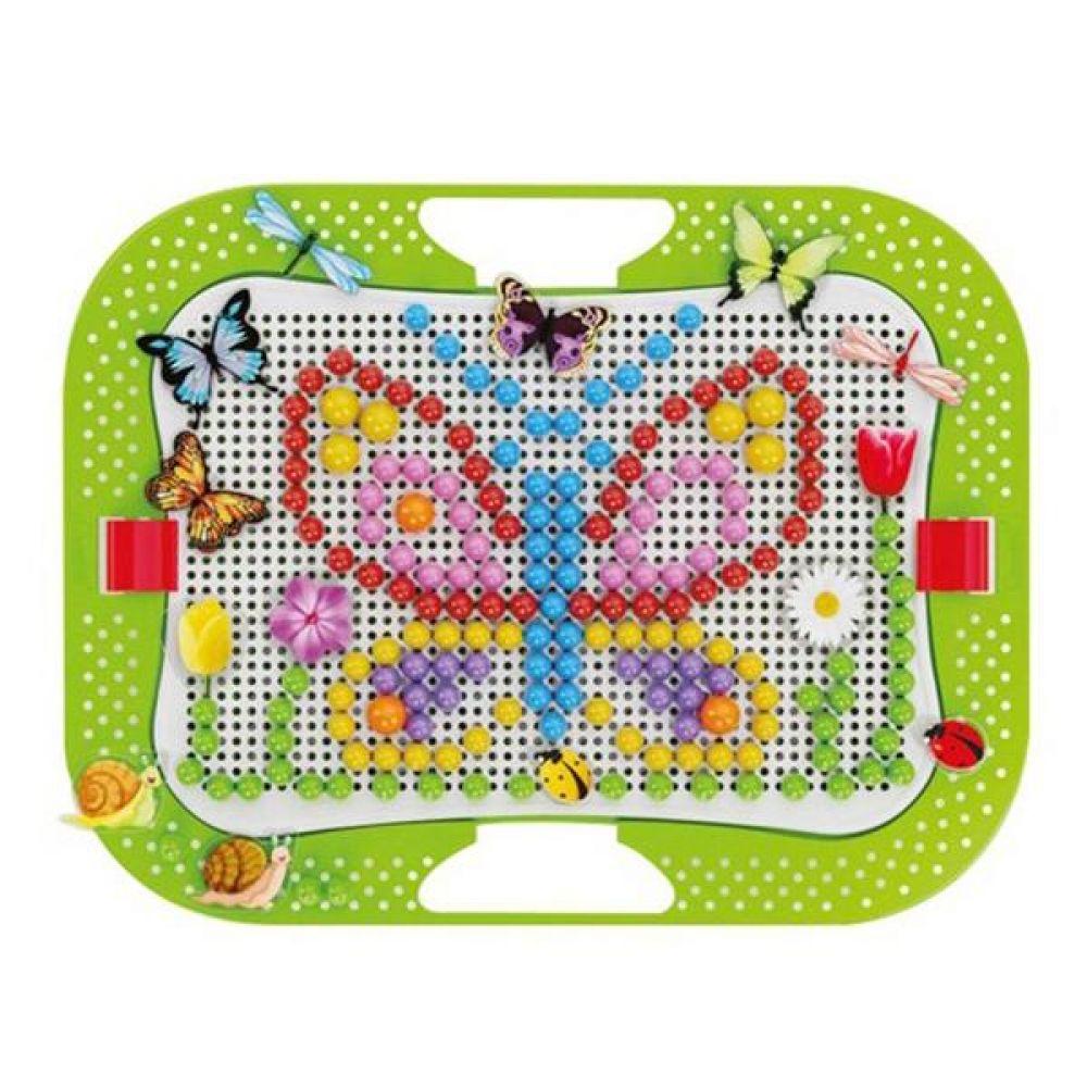 코체티 인텔리전트 디자인믹스 316P 자연968 어린이블록 유아블록 블록놀이 창의력놀이 어린이집중력 블럭끼우기