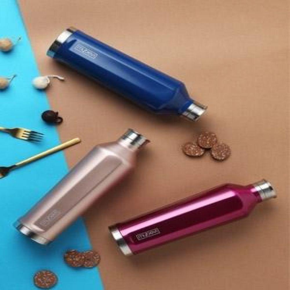 MYBEVI 콰트로 캔틴 740ml 휴대용텀블러 휴대용물병 휴대용보온병 휴대용보냉병 휴대용품