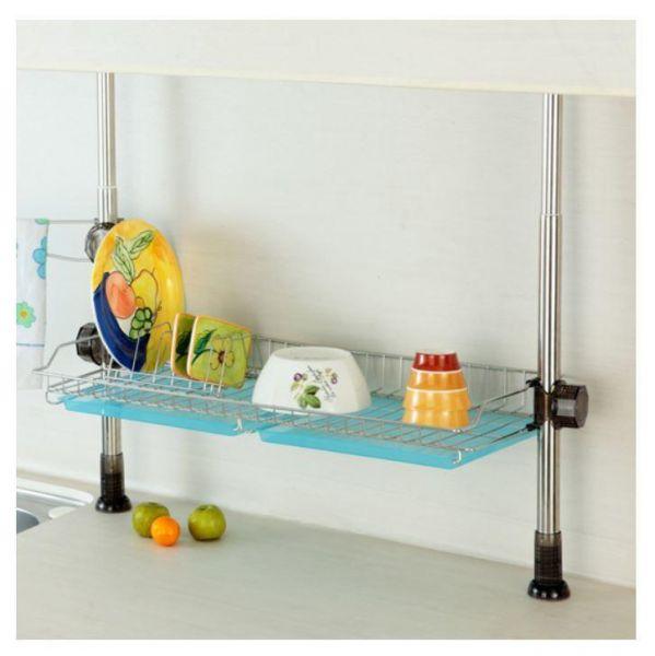 루비코아 씽크선반 600(1단) 설거지건조대 설거지선반 식기건조대 그릇정리대 싱크대선반