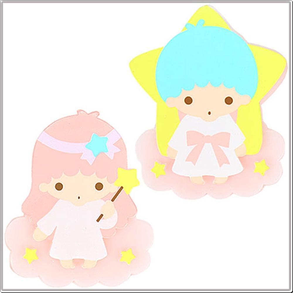 트윈스타 자석집게(일)(D890 38754-1) 캐릭터 캐릭터상품 생활잡화 잡화 유아용품