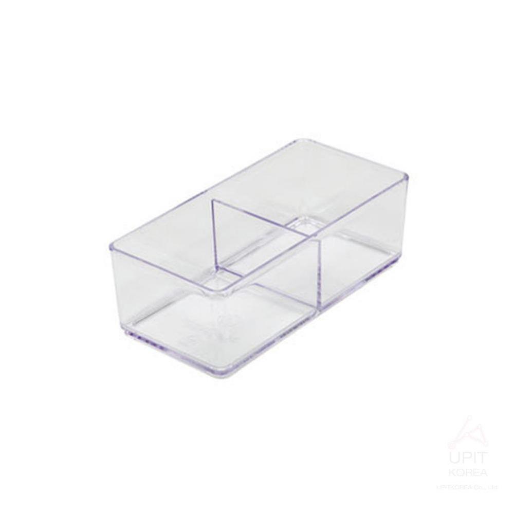 GM)크리스탈 뷰티 정리용품 4호_5321 생활용품 가정잡화 집안용품 생활잡화 잡화