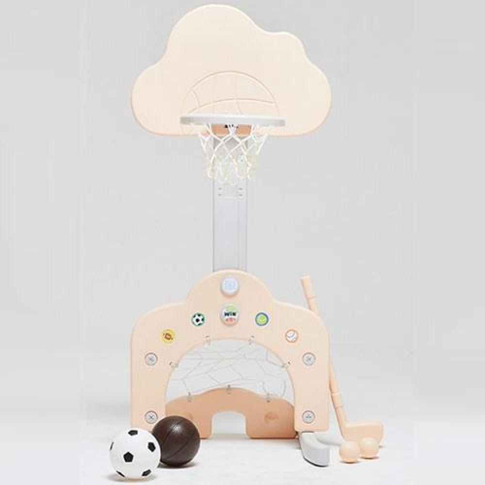 베네베네 멀티 농구대 핑크그레이(90795) 장난감 완구 토이 남아 여아 유아 선물 어린이집 유치원