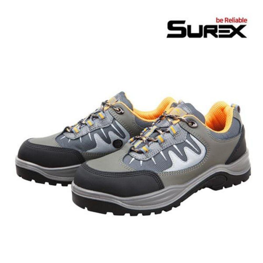 슈렉스 SR-400 4in 경작업용 단화 안전화 작업화 안전화 SUREX 슈렉스 단화 가죽안전화 작업화 현장화
