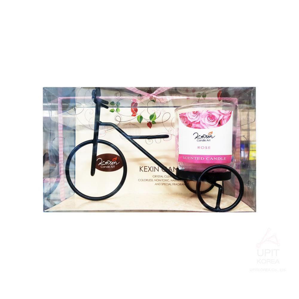 자전거 컵초(로즈향) 생활용품 가정잡화 집안용품 생활잡화 기타잡화