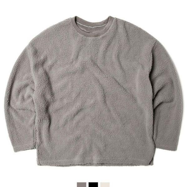 #양털 #라운드넥 #티셔츠 #남자옷 #엠더블유샵 #남자옷쇼핑몰