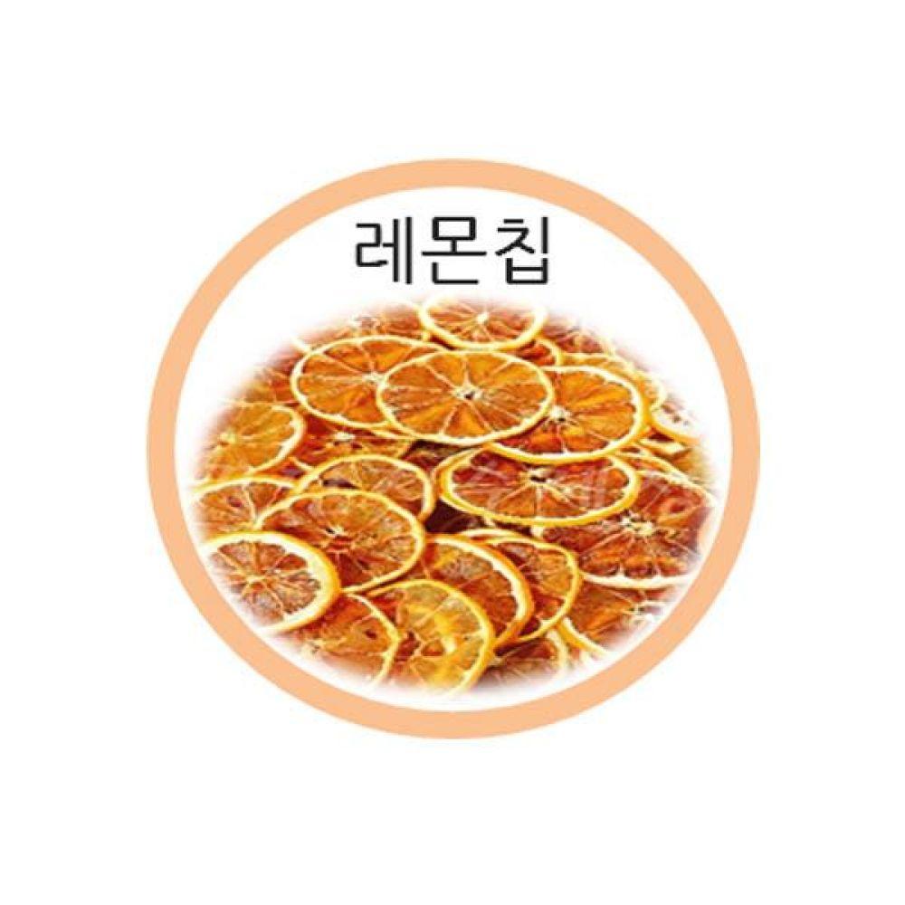 (프리미엄 수제 건조칩) 레몬칩 100g 스낵으로도 OK 차로도 OK 레몬 칩 스낵 과자 전통