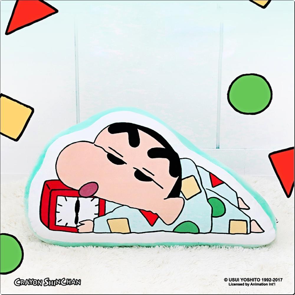 짱구 파자마 라인프린트 쿠션 (버전6)(590679) 캐릭터 캐릭터상품 생활잡화 잡화 유아용품
