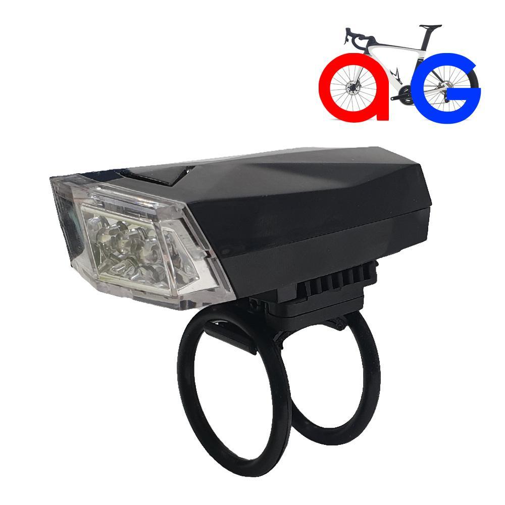 AG988 자전거 백색 4LED 점멸 전방라이트 자전거 전조등 전방등 자전거등 전방라이트
